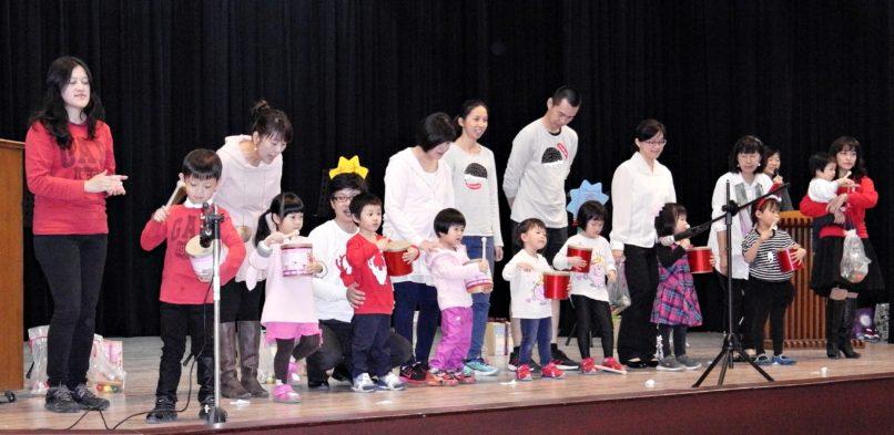 「新北歡樂耶誕城-琴聲出自你我家」音樂會 @ 板橋435藝文特區,台北