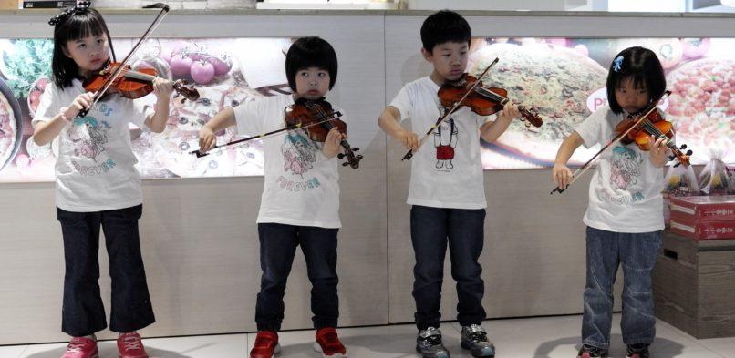 親子音樂快樂多~唱歌.聽歌.玩歌.敲歌.拉歌 @ 三創生活園區,台北