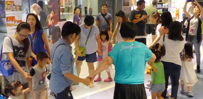 音樂.遊戲.ABC @ 三創生活園區 光年探索書店,台北